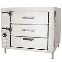 Bakers Pride GP-62HP Natural Gas Countertop Oven - 120,000 BTU