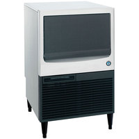 Hoshizaki KM-101BAH 23 3/4 inch Air Cooled Undercounter Crescent Cube Ice Machine - 115 lb.