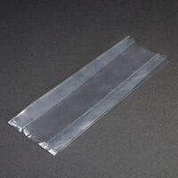 Plastic Food Bag 8 inch x 4 inch x 21 inch 1.5 mil. Gauge - 1000/Box