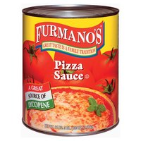 Furmano's Pizza Sauce #10 Can