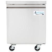 Avantco TUC27R 27 inch Undercounter Refrigerator - 6.25 Cu. Ft.