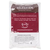 Cinnamon Vanilla Swirl Cappuccino Mix - (6) 2 lb. Bags / Case