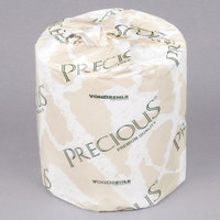VonDrehle 8215 Precious Individually-Wrapped 2-Ply 500 Sheet Virgin Tissue - 96/Case