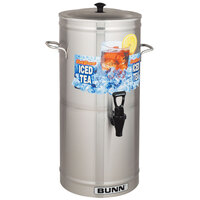 Bunn TDS-3.5 3.5 Gallon Iced Tea Dispenser - Cylinder Style (Bunn 33000.0008)
