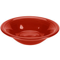 Homer Laughlin 472326 Fiesta Scarlet 11 oz. Stacking Cereal Bowl - 12/Case