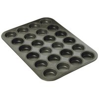 24 Cup Non-Stick Mini Muffin Pan