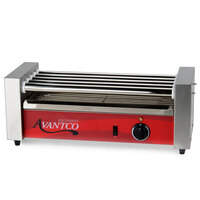 Avantco 12 Hot Dog Roller Grill