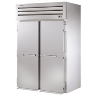 True STA2RRI89-2S Specification Series 89 inch Roll In Refrigerator with Two Front Glass Doors - 75 Cu. Ft.