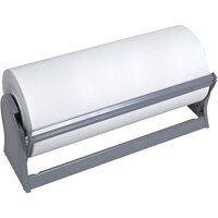 Bulman A520-15 15 inch Deluxe All-In-One Paper Dispenser / Cutter