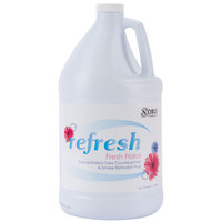 Noble Chemical 1 Gallon Refresh Deodorizing Fluid - Ecolab® 12046 Alternative - 4/Case