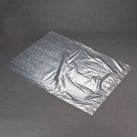 18 inch x 24 inch Kenylon Plastic Oven Bag - 100/Box