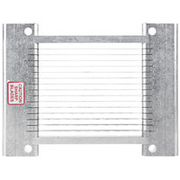 Nemco 55868-2SC 1/4 inch Replacement Blade Assembly for Scalloped Easy Chicken Slicer