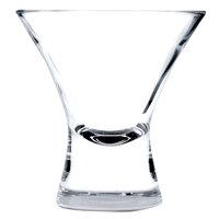 Anchor Hocking 90063 Perfect Portions 2.5 oz. Dessert Taster Glass - Mini Martini Glass - 36 / Case