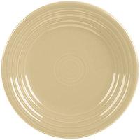 Homer Laughlin 465330 Fiesta Ivory 9 inch Luncheon Plate - 12/Case
