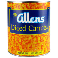Diced Carrots #10 Can - 6/Case