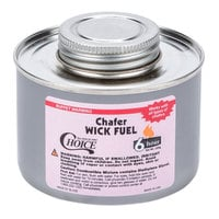 Choice Wick Chafing Dish Fuel - 6 Hour - 24 / Case