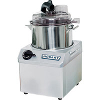 Hobart FP41-1 Food Processor with 4 Qt. Bowl - 3/4 hp