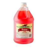 Fox's Orangeade Concentrate - 1 Gallon