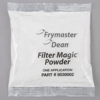 Frymaster 8030002 Filter Magic 1 oz. Fryer Filter Powder Packet - 80/Box