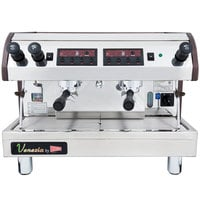 Cecilware ESP2-220V Venezia II Two Group Espresso Machine 240V