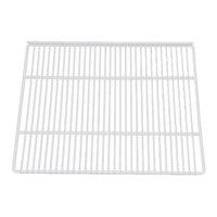 True 909460 White Coated Wire Shelf - 20 13/16 inch x 17 inch