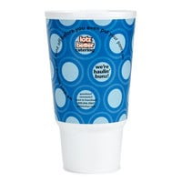 Dart Solo 32AU20 Fusion 32 oz. Foam Hot Cup - For Customization Only - 400/Case