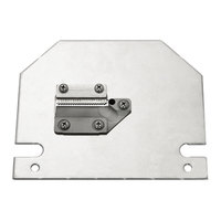 Nemco 55707-1-G Garnish Cut Face Plate for Nemco PowerKut PotatoKutters