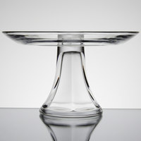 Anchor Hocking 86542 Presence 8 inch Tiered Glass Platter