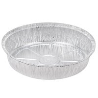 Durable Packaging 260-35-250 10 inch Round Foil Pan - 250 / Case