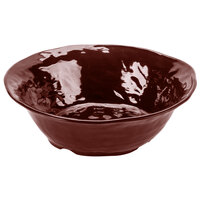 GET ML-133-BR New Yorker 14 inch Round Bowl - Brown