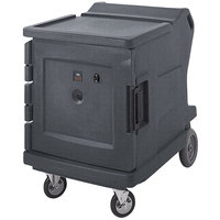 Cambro CMBH1826LF191 Granite Gray Camtherm Electric Food Holding Cabinet Low Profile - Hot Only