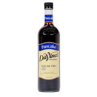 DaVinci Gourmet 750 mL Pancake Sugar Free Coffee Flavoring Syrup