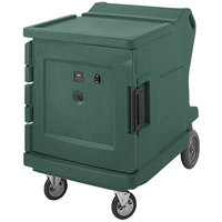 Cambro CMBH1826LF192 Granite Green Camtherm Electric Food Holding Cabinet Low Profile - Hot Only