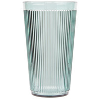 Carlisle 401664 Jade Crystalon Stack-All SAN Tumbler 16 oz. - 12/Case