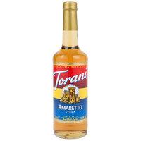 Torani 750 mL Amaretto Flavoring Syrup