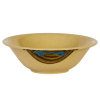 Wei 34 oz. Round Melamine Deep Bowl - 12/Case