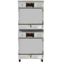 Winston Industries CAT507/CAT507 CVAP Full Height Stacked Thermalizer Oven - 208V, 3 Phase