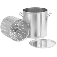 Vollrath 68270 Wear-Ever 40 Qt. Boiler / Fryer Set