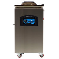 ARY VacMaster VP325 Floor Model Chamber Vacuum Packaging Machine with Two 16 inch Seal Bars
