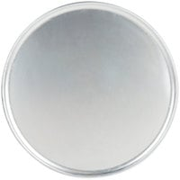American Metalcraft HACTP22 22 inch Coupe Pizza Pan - Heavy Weight Aluminum