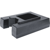 Cambro R1000LCD191 Granite Gray Riser for Cambro Insulated Beverage Dispenser