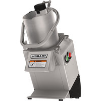 Hobart FP250-1 Continuous Feed Food Processor - 3/4 hp