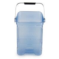 Rubbermaid 9F53 5.5 Gallon Ice Tote (FG9F5300TBLUE)