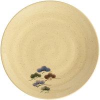 GET 207-70-TK Tokyo 7 inch Melamine Plate - 12/Case