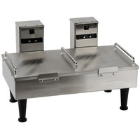Bunn 27875.0000 Soft Heat Stainless Steel Dual Server Docking Station - 120V