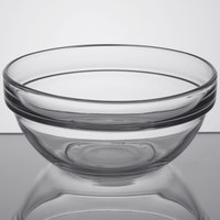 Cardinal Arcoroc E9159 Stackable 12 oz. Glass Ingredient Bowl 36/Case