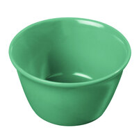 Carlisle 4354009 Dallas Ware 8 oz. Meadow Green Bouillon Cup 24 / Case