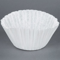 Bunn 20131.0000 24 1/4 inch x 10 3/4 inch 10 Gallon Urn Style Coffee Filter - 252/Case