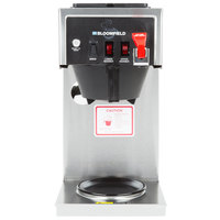Bloomfield 8540D2F Koffee King 2 Warmer In-Line Automatic Coffee Brewer - 120V