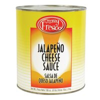 Advanced Food Products A5MUY1-EY Jalapeno Nacho Cheese Sauce 6/Case